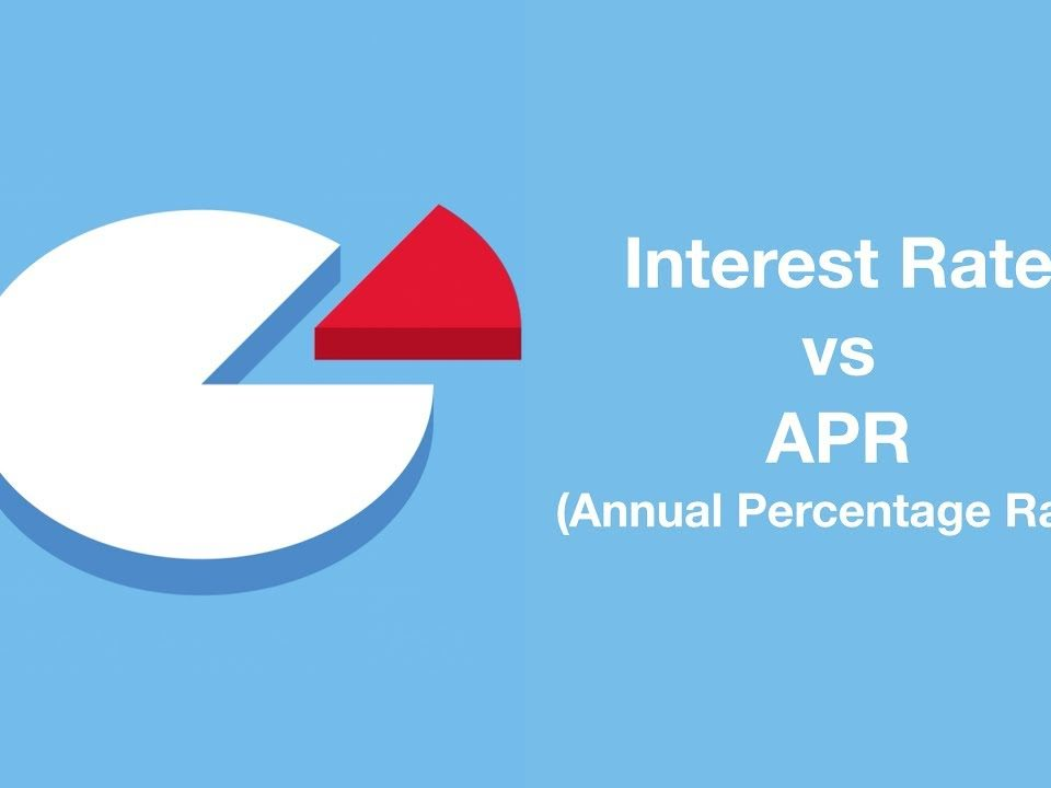 APR vs. Interest Rate