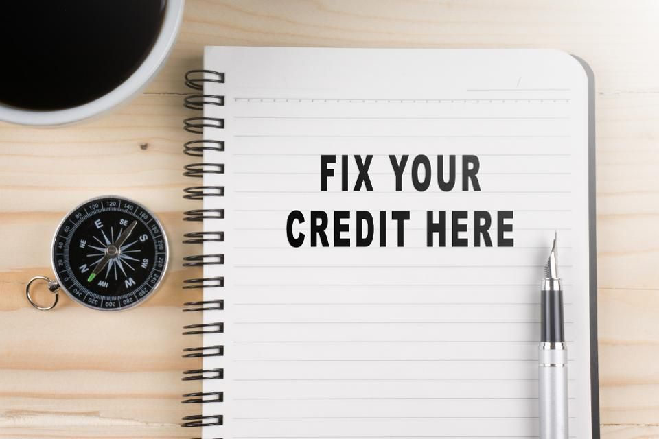Do-It-Yourself Credit Repair