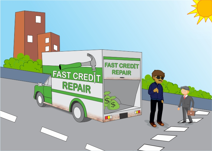 Fast Credit Repair