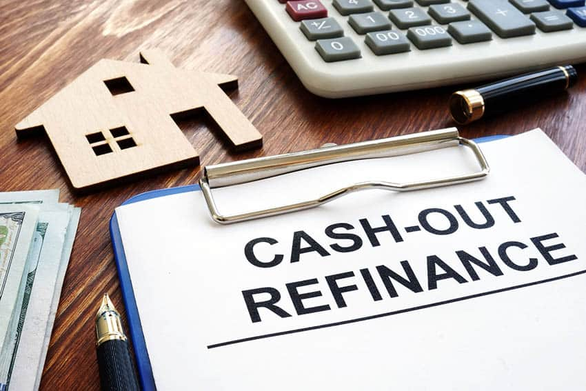 What Is a Cash Out Refinance